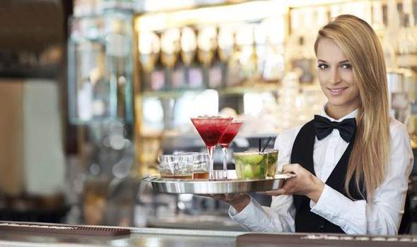 Vacante de camarera/o para cafetería o restaurante