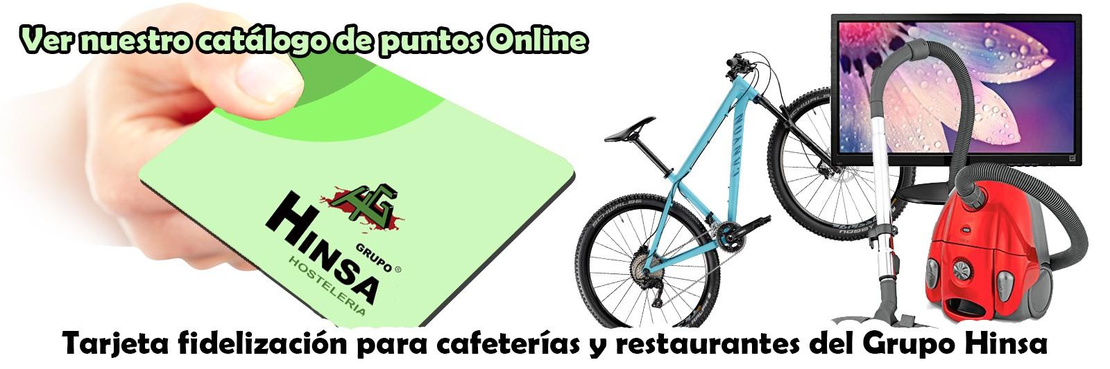 catalogo puntos - restaurantes y cafeterías del grupo hinsa