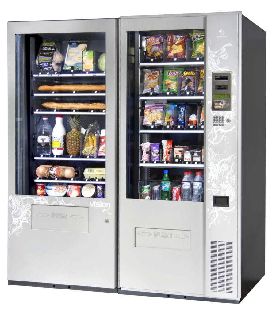 Venta y Distribución de Máquinas Vending