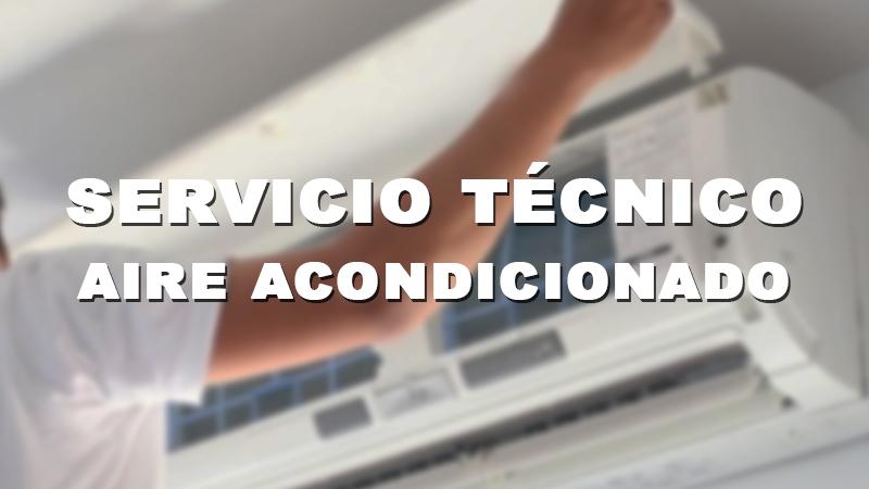 servicio tecnico aire acondicionado en alicante
