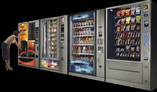 Servicio técnico Vending
