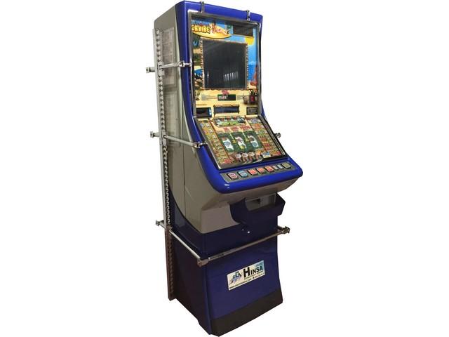 Herraje universal para máquinas recreativas o tragaperras (2)