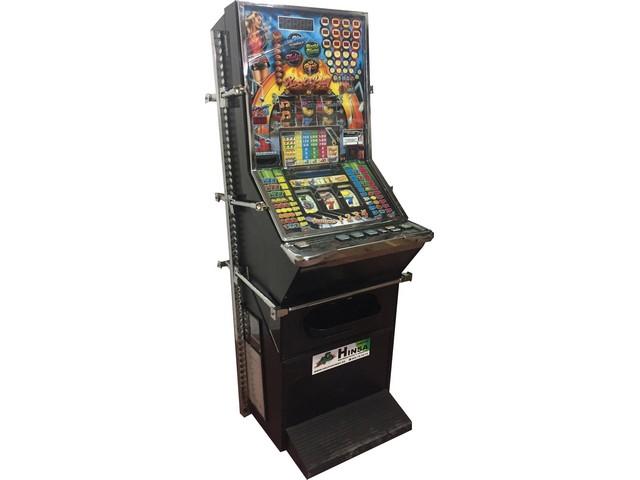Herraje universal para máquinas recreativas o tragaperras (3)